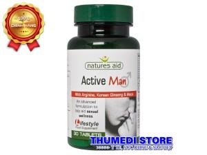 Active Man – Hỗ trợ chức năng sinh lý nam, tăng cường sinh lực hiệu quả