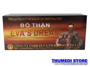 Eva's Dream – Hồ trợ nam giới yếu sinh lý, rối loạn cương dương, liệt dương