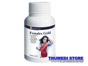 Femalex Gold – Giảm triệu chứng tiền mãn kinh, tăng ham muốn cho phụ nữ