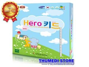 Hero Kid – Hỗ trợ trẻ biếng ăn, tăng chiều cao hiệu quả, tăng cường miễn dịch
