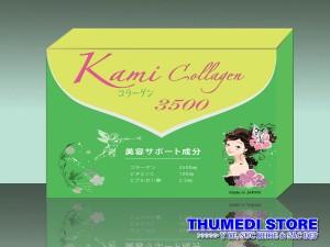 Kami Collagen 3500 – Cách làm đẹp da, chống lão hóa duy trì vẽ đẹp tự nhiên