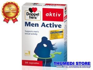 Men Active – Tăng cương nội tiết nam, cải thiện chức năng sinh lý, tăng ham muốn