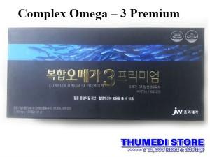 Complex Omega – 3 Premium – Bổ sung omega 3 tốt cho mắt, hỗ trợ tim mạch