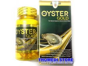 Oyster Gold – Tăng cường chức năng sinh lý nam, cải thiện chất lượng tinh trùng