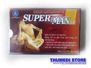 SUPER MAN 1H – Tăng cường bản lĩnh đấng nam nhi