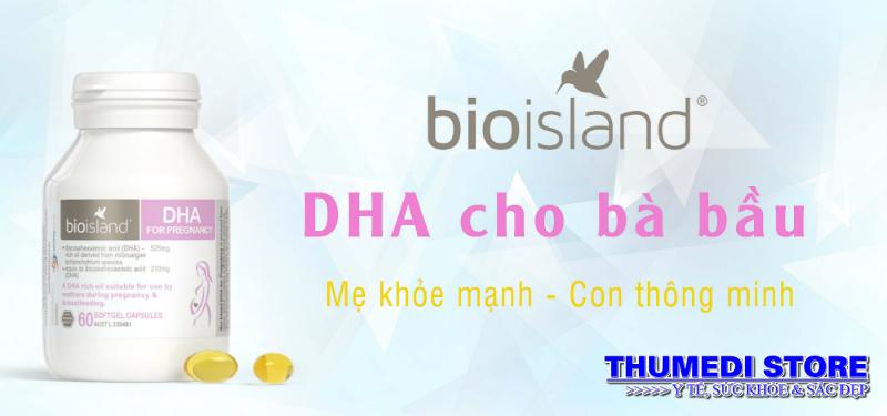 Bioisland DHA for Pregnacy.2B