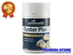 Oyster Plus – Giúp tăng cường số lượng và chất lượng tinh trùng