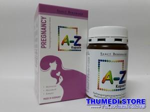 Pregnancy AZ – Vitamin tổng hợp cho bà bầu, hiệu quả, tiện lợi