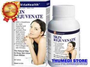 Skin Rejuvenate – Viên uống chăm sóc da giúp làn da căng mịn đẹp tự nhiên