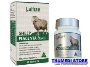 Sheep Placenta 65000 – Viên nhau thai cừu giúp làm đẹp da