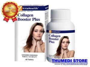 Collagen Booster Plus, Chăm sóc da mặt hiệu quả từ bên trong