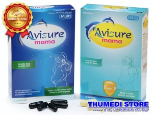 Avisure mama – Bổ sung dinh dưỡng cho phụ nữ thời kỳ mang thai