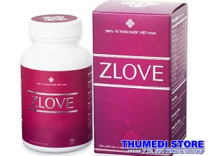 Zlove – Hỗ trợ se khít vùng kín, tăng cường chức năng sinh lý nữ